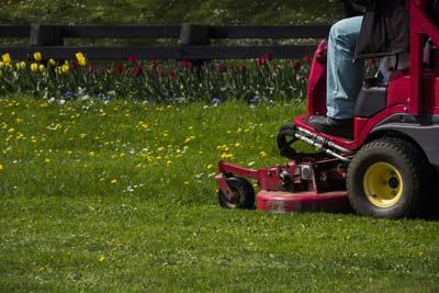 Commercial lawn maintenance lakewood